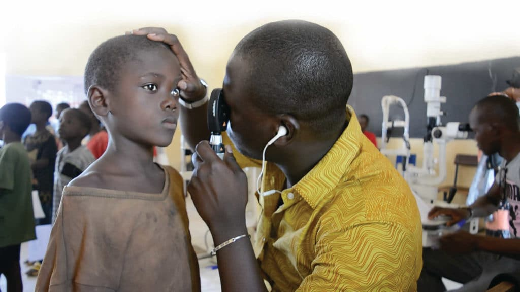 National Children's Vision and Learning Month - Organization for the Prevention of Blindness (OPC)